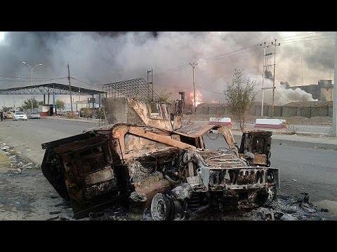 Les djihadistes contrôlent la plus grande raffinerie irakienne