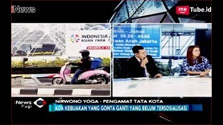 Video Setahun Anies Baswedan, Transportasi Massal Belum Terintegrasi Baik - iNews Pagi 15/10 MP3, 3GP, MP4, WEBM, AVI, FLV Oktober 2018