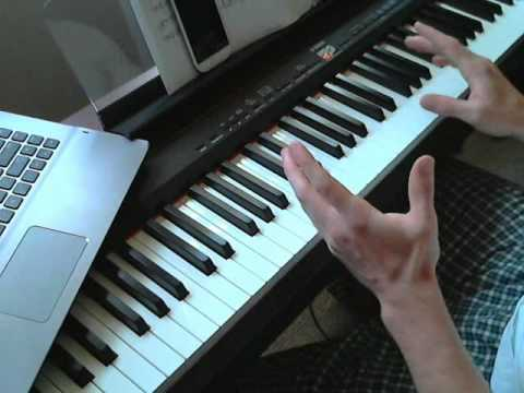 Easy Piano Tutorials – Mass Effect 3 – Leaving Earth / An End, Once & For All