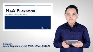 Pencarian dan Seleksi Target Merger dan Akuisisi - M&A Playbook