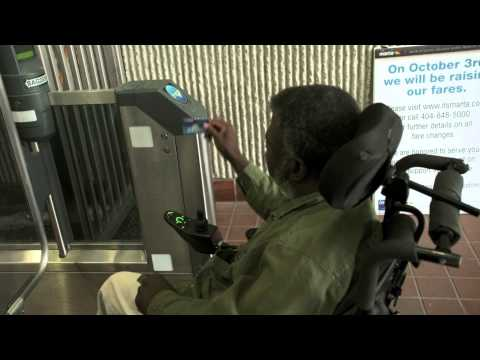 Disability - Meet Bernard, a person with disabilities who fully participates in life. This video is one in a series of disability-themed videos in support of the first-ev...