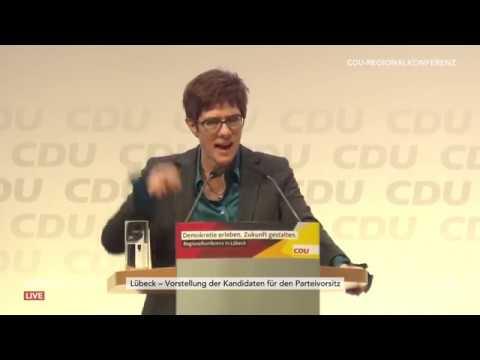 CDU-Regionalkonferenz Lübeck: Vorstellung der Kandida ...