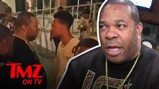 Video Busta Rhymes Loses It When A Fan Confronts Him! | TMZ TV MP3, 3GP, MP4, WEBM, AVI, FLV Maret 2018