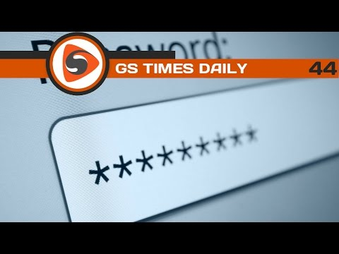 GS Times [DAILY]. Самые популярные пароли 2014 года