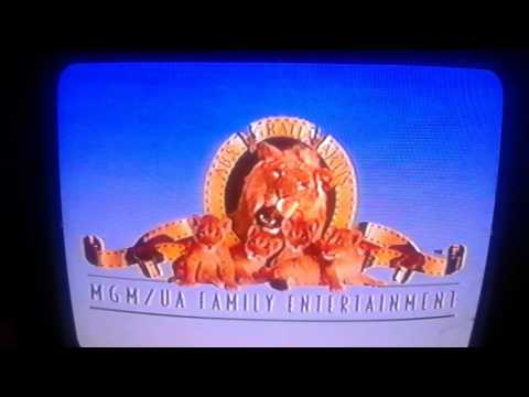 Opening To All Dogs Go To Heaven 2 1996 Vhs