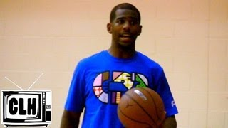 Chris Paul puts in work against the top College & High School Guards - CP3 Elite Guard Camp 2013