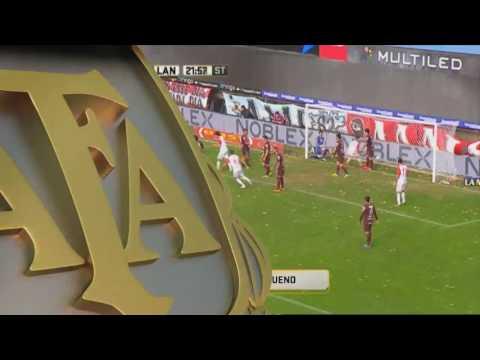 Todos los goles. Fecha 15. Primera División 2016.