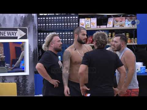 """Po bëja shaka""/ Graniti diskuton me Arditin - Big Brother Albania Vip"