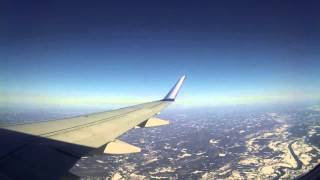 Manchester (NY) United States  city photos : Timelapse: Delta Air Lines Embraer E170 Manchester - New York LaGuardia (MHT-LGA) (2/2014)