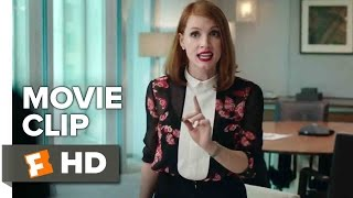 Nonton Miss Sloane Movie CLIP - I Don't Remember You Caring (2016) - Jessica Chastain Movie Film Subtitle Indonesia Streaming Movie Download