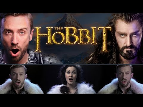 The Forgotten Hobbit Song - A Cappella Style