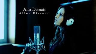 """Lançamento do EP """"Meu Ego"""" e do Clip  """"Alto Demais"""" de Aline Rissuto"""