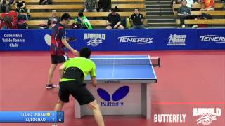 2015 Arnold Challenge Open Singles Final