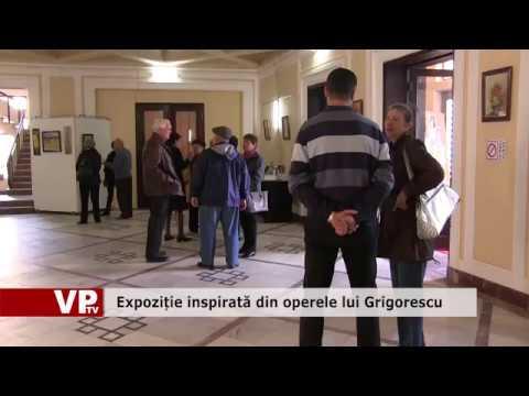Expoziție inspirată din operele lui Grigorescu