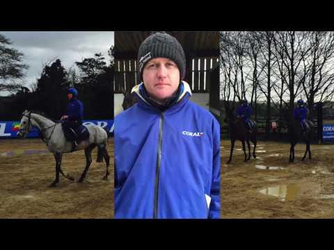 Joe Tizzard On Thistlecrack & The Yard's Festival Runners