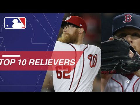 Video: Top 10 Relievers Right Now