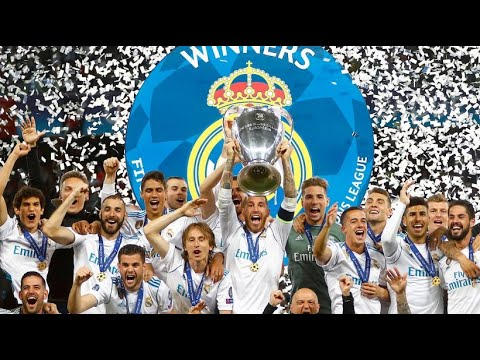 Drei Mal in Folge: Real Madrid holt Titel in der Champions League