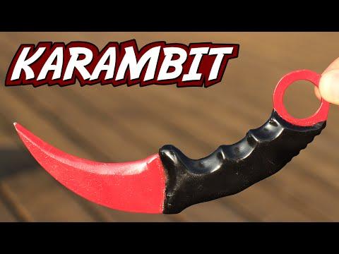 Смотреть видео как сделать керамбит - Компания Экоглоб