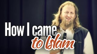 How I came to Islam - Anthony became Abdurraheem Green