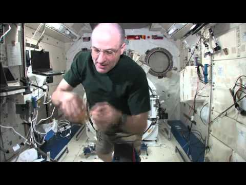 Science off the Sphere YoYos in Space