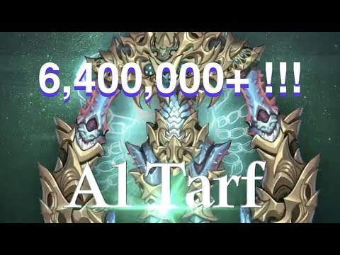 Chain Strike: World Boss - Al Tarf 6,400,000+ Score
