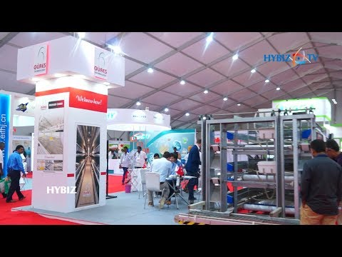 Gures Technology Poultry India   2017 Hitex
