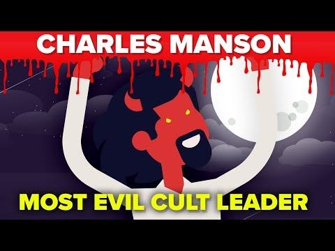 How Charles Manson Came To Lead One Of The World's Most Dangerous Cults