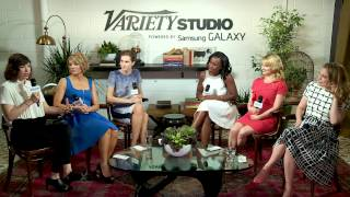 Variety Studio Powered by Samsung Galaxy: Supporting Actress in a Comedy Conversation