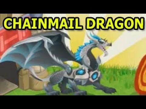 CHAINMAIL Dragon in Dragon City Review Level Up Fast and Attacks