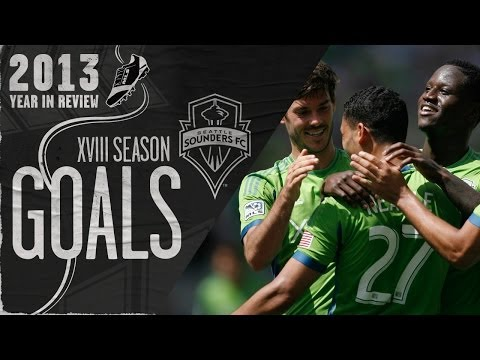Every Seattle Sounders Goal from 2013