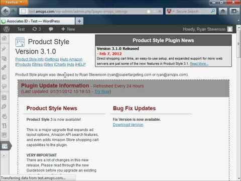 Commission Junction (CJ.com) Affiliate Ads with a WordPress Plugin