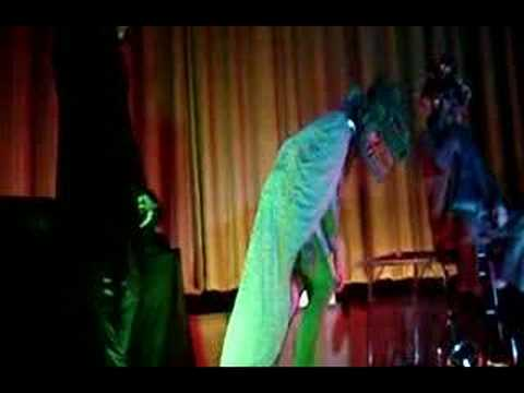 Spookshow - The Silver Scream Spook Show performs the last Saturday of every month at the historic Plaza Theater in Atlanta Georgia. In this clip Pro. Morte (the host) r...
