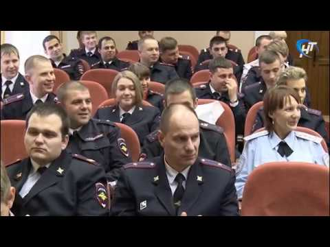 Профессиональный праздник отметили участковые уполномоченные полиции