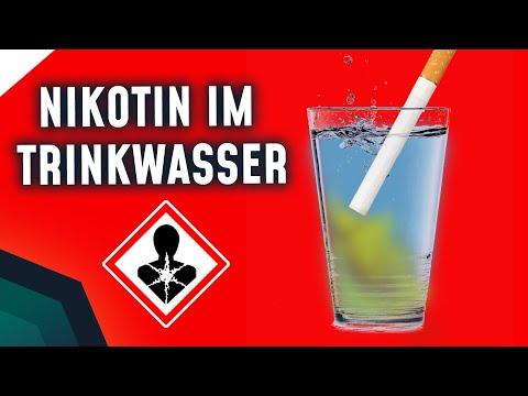 Zigaretten vergiften unser Trinkwasser! Studie aus Berlin schlägt Alarm