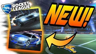 Nonton Rocket League: I GOT THE WHEELS EARLY: 2 NEW DLC CARS! (Nissan Skyline GT-R Charger, Fast & Furious) Film Subtitle Indonesia Streaming Movie Download