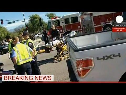 ΗΠΑ: Πυροβολισμοί στο Σαν Μπερναρντίνο της Καλιφόρνια