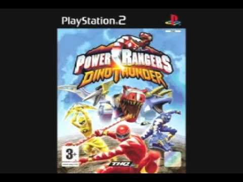 Power Rangers : Dino Tonnerre Playstation 2