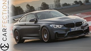 BMW M4 GTS: Hardcore Comes Standard - Carfection by Carfection