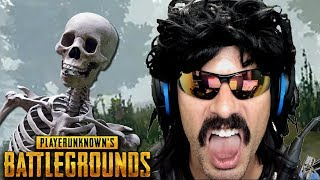 Video DrDisRespect's SPOOKY GAME of Battlegrounds with Ninja! MP3, 3GP, MP4, WEBM, AVI, FLV April 2018