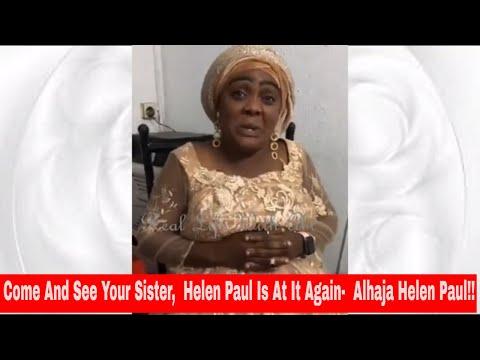 Helen Paul Is At It Again: Alhaja  Helen Paul