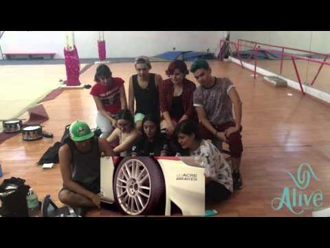 [MV Reaction] AOA - 愛をちょうだい feat. TAKANORI NISHIKAWA   Alive Dance Group   Alive Universe Gdl