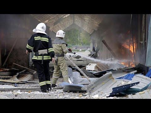 Ανατολική Ουκρανία: Υπό κατάρρευση η εκεχειρία