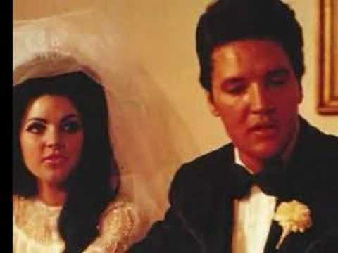 Elvis And Priscilla's Wedding.