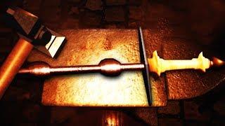 Video I'm a Blacksmith That Only Makes Erotic Swords - Fantasy Blacksmith gameplay - Let's Game It Out MP3, 3GP, MP4, WEBM, AVI, FLV Juli 2019