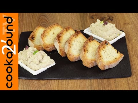 mousse di tonno - ricetta