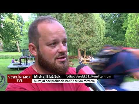 TVS: Veselí nad Moravou - Muzejní noc