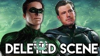 Video Justice League - Green Lantern DELETED SCENE MP3, 3GP, MP4, WEBM, AVI, FLV Januari 2018