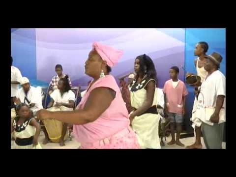 Tp: Grupo de Danza Nueva Generación Garifuna y Su Cultura en Honduras