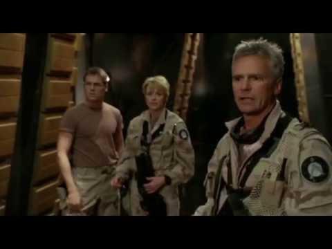 STARGATE SG1 season 5 Trailer #1 - Richard Dean Anderson