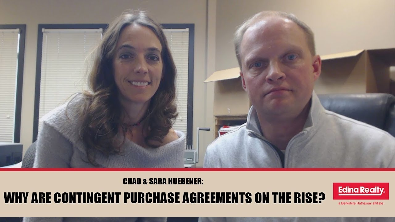 Why Are We Seeing More Contingent Purchase Agreements This Fall?
